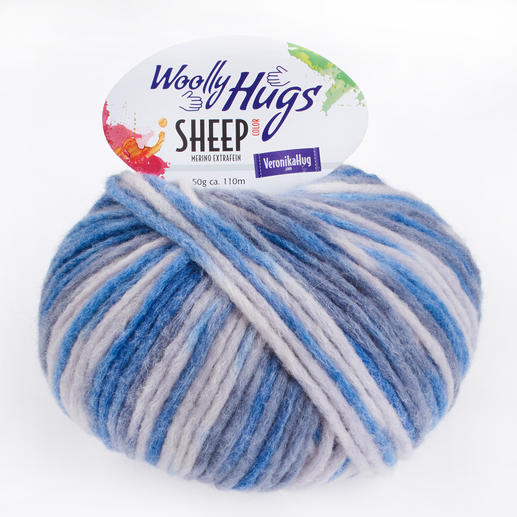 Sheep Color von Woolly Hugs