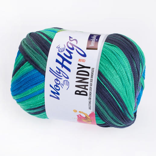 Bandy Color von Woolly Hugs