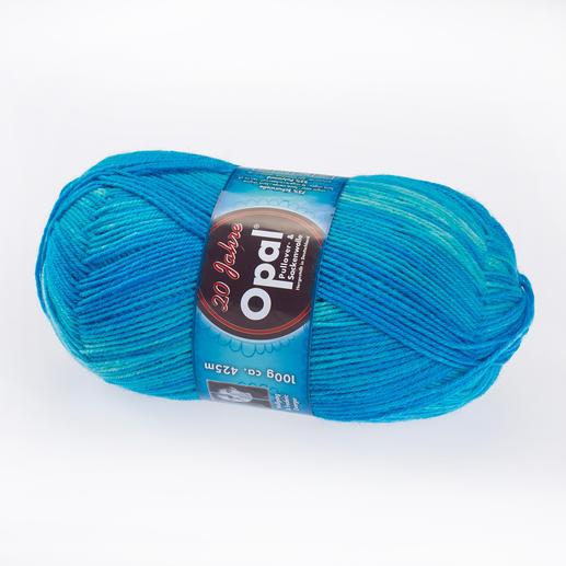 Opal Pullover- & Sockenwolle 20 Jahre 4-fach