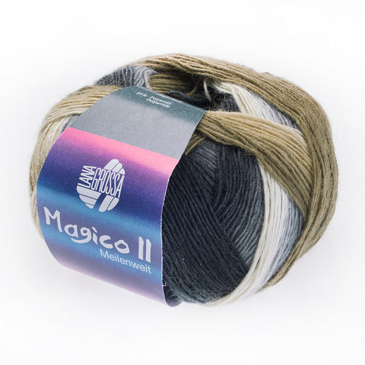 Meilenweit 100 Magico II von Lana Grossa