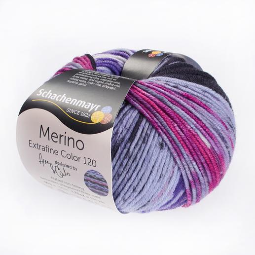 Merino Extrafine Color 120 by ARNE & CARLOS von Schachenmayr