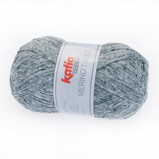 Merino Tweed Socks von Katia