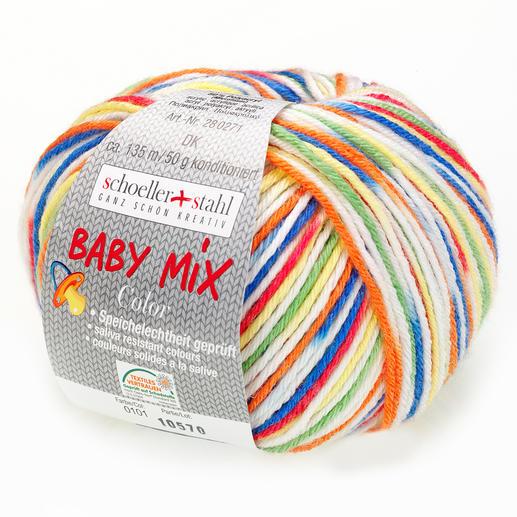 Baby Mix Color von Schoeller+Stahl, Bunt