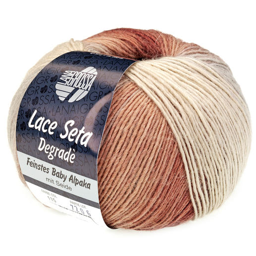 Lace Seta Degradé von Lana Grossa