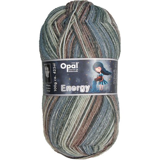Opal Pullover- & Sockenwolle Energy 4-fach