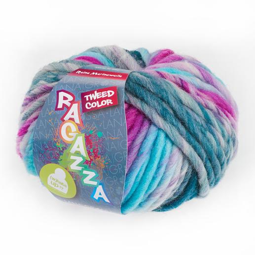 Ragazza Lei Tweed Color von Lana Grossa
