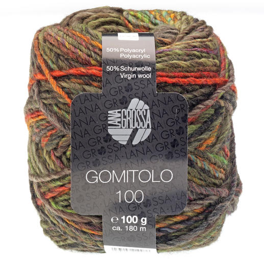 Gomitolo 100 von Lana Grossa