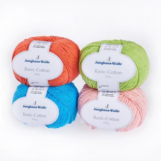 Basic-Cotton von Junghans-Wolle