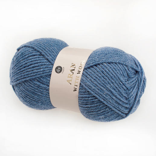 Aran with Wool von Designer Yarns