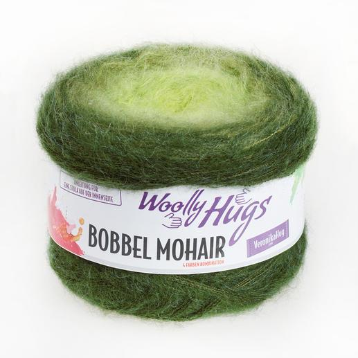 Bobbel Mohair von Woolly Hugs