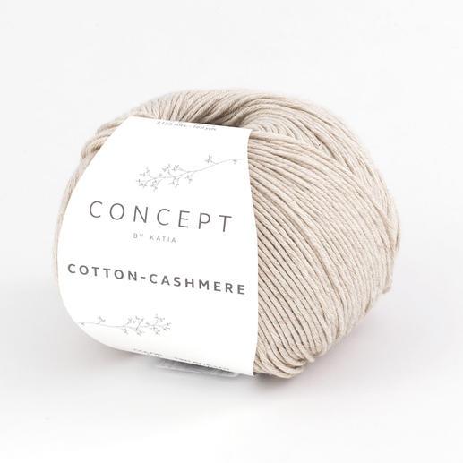 Cotton-Cashmere von Katia