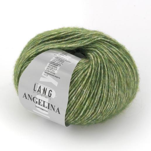 Angelina von LANG Yarns Luxus aus der Natur