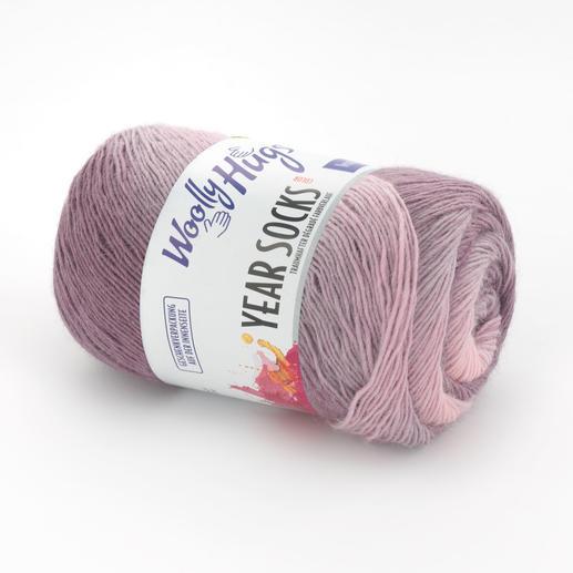 Year Socks Color von Woolly Hugs