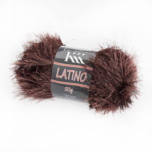 Latino von KKK Endlich wieder da: das Fusselgarn der 90er.