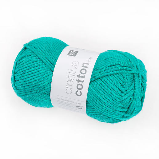 Creative Cotton aran von Rico Design