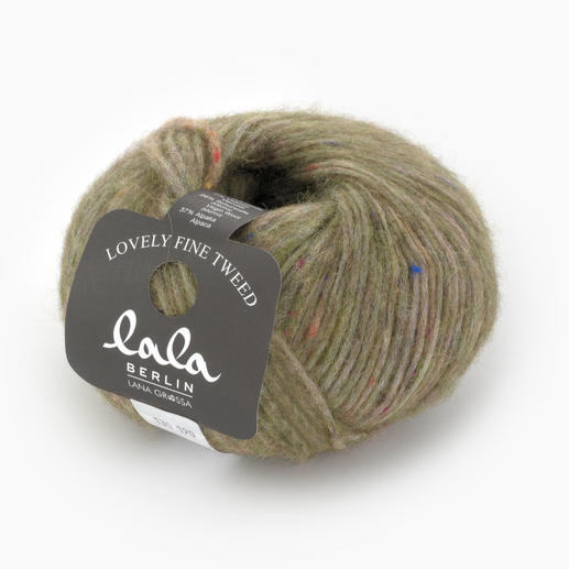 Lovely Fine Tweed (lala Berlin) von Lana Grossa