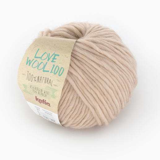 Love Wool 100 von Katia