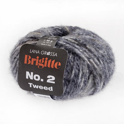 Brigitte No. 2 Tweed von Lana Grossa
