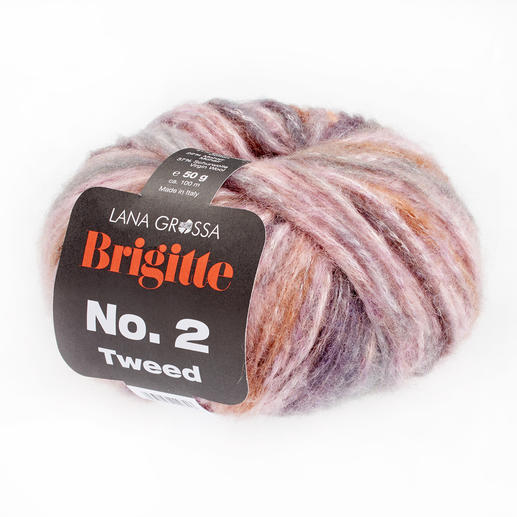 Brigitte No. 2 Tweed von Lana Grossa