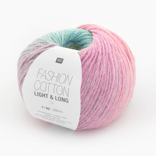 Fashion Cotton Light & Long dk von Rico Design