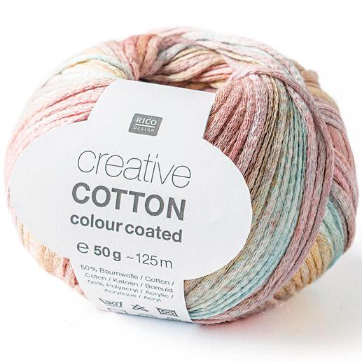 Creative Cotton Colour Coated von Rico Design