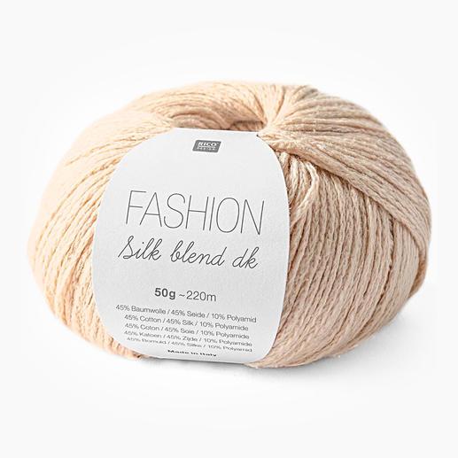 Fashion Silk Blend dk von Rico Design, Beige Fashion Silk Blend dk von Rico Design