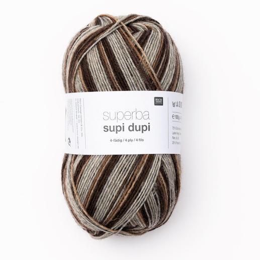 Superba Supi Dupi 4-fädig von Rico Design
