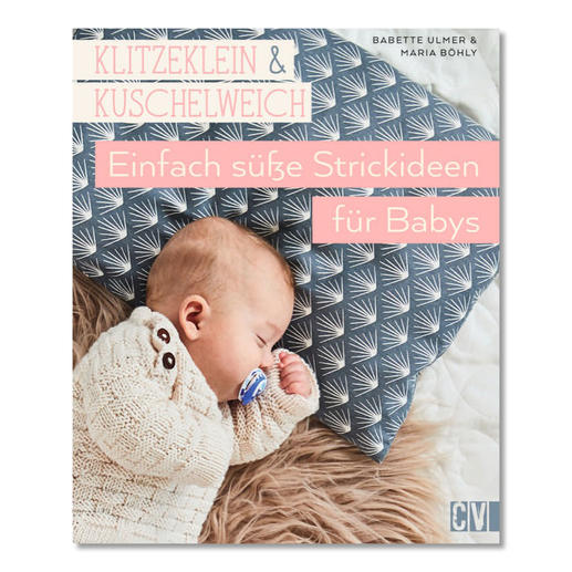 Buch - Einfach süsse Strickideen für Babys