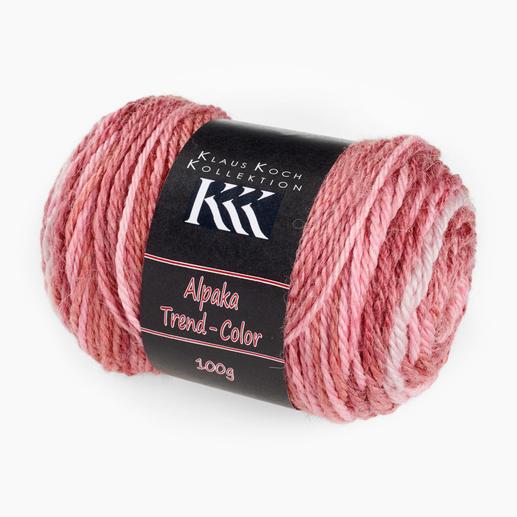 Alpaka Trend Color von KKK, Rose Color