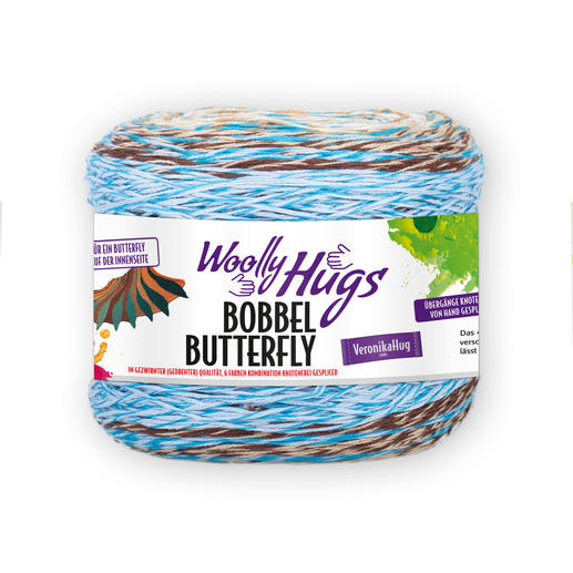 Bobbel Butterfly von Woolly Hugs