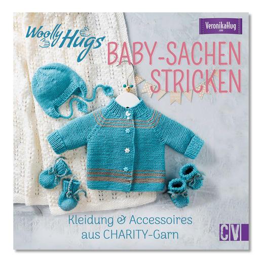Buch - Woolly Hugs Baby-Sachen stricken
