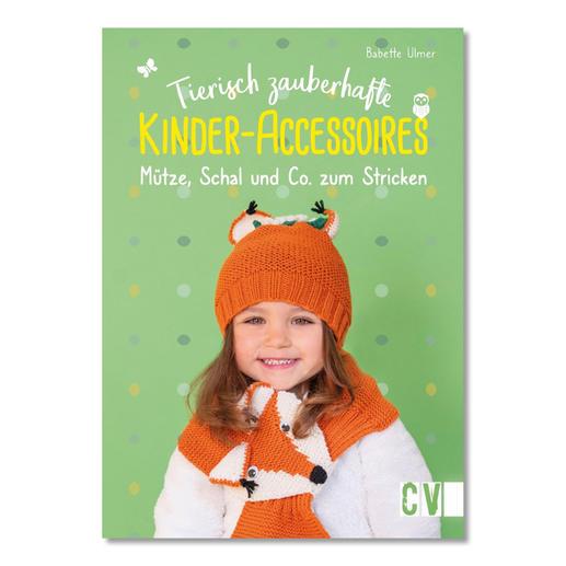 Buch - Tierisch zauberhafte Kinder- Accessoires