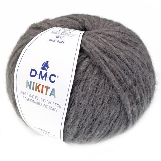 Nikita von DMC, 257 Grau Nikita von DMC
