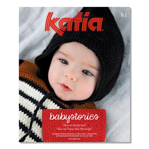 Heft - Katia Babystories 6