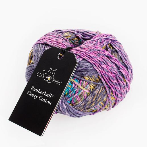 Zauberball® Crazy Cotton von Schoppel Wolle