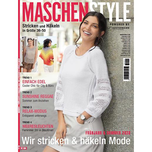 Heft - Maschen-Style SC004