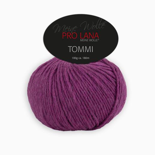Tommi von Pro Lana, 46 Fuchsia Schnellstrickgarn Tommi von Pro Lana