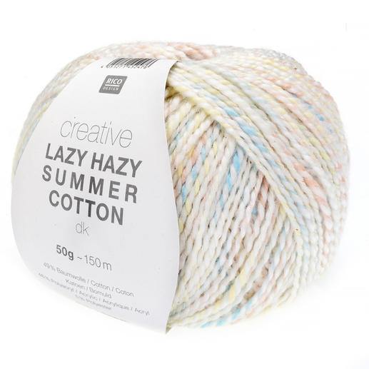 Creative Lazy Hazy Summer Cotton DK von Rico Design