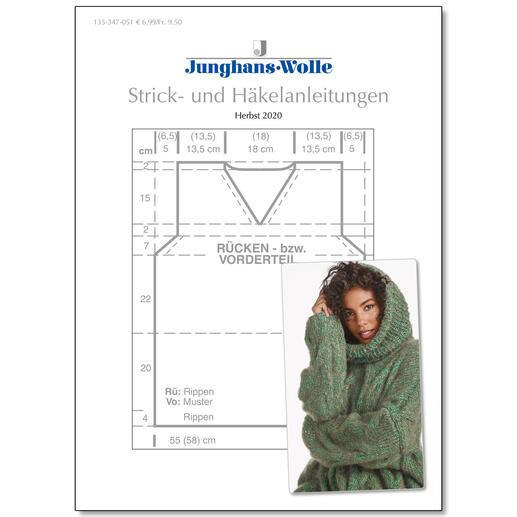 Anleitungsheft WoolDesign Herbst 2020