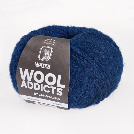 Water von WOOLADDICTS by Lang Yarns
