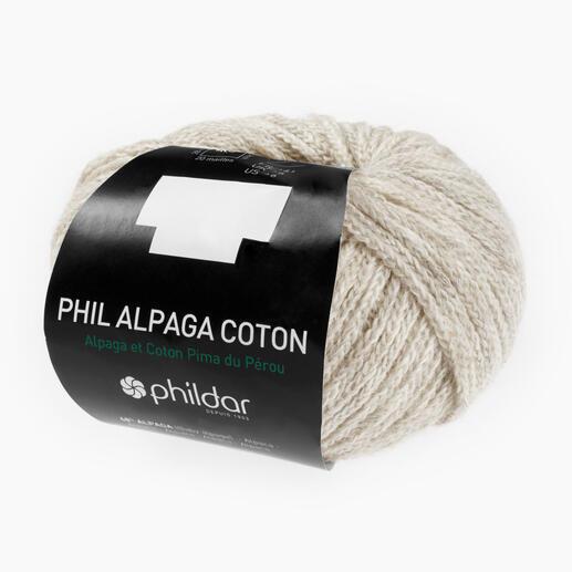 Phil Alpaga Coton von phildar