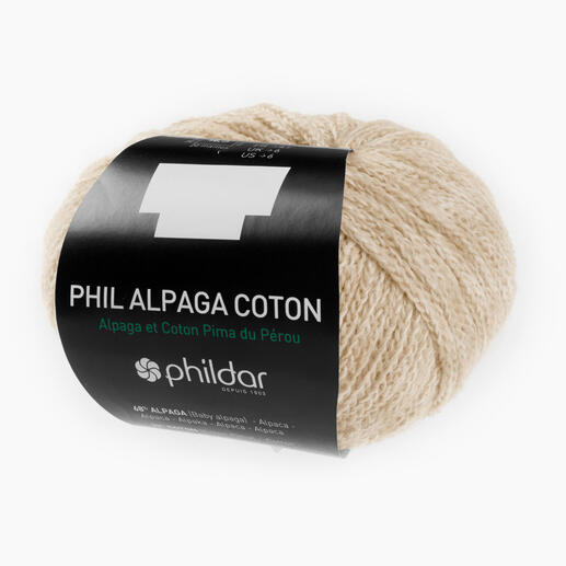 Phil Alpaga Cotton von phildar