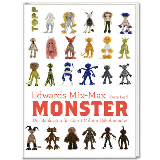 Buch - Edwards Mix-Max Monster