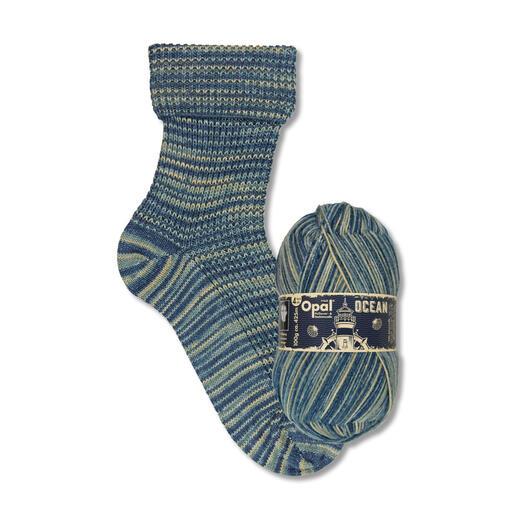 Sockenwolle Ocean 4-fach von Opal