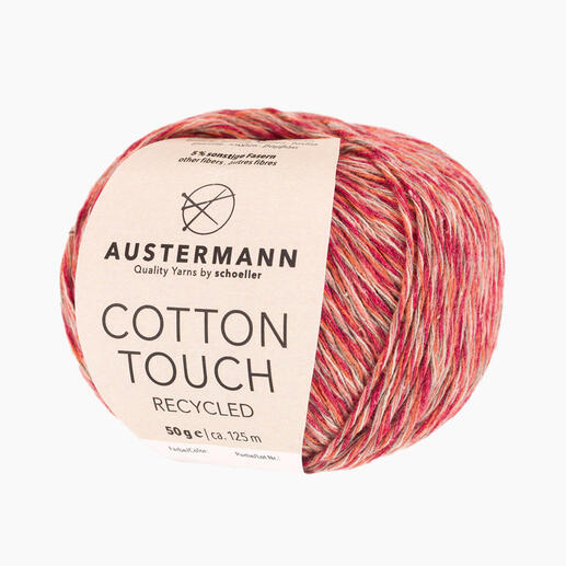 Cotton Touch Recycled von Austermann®