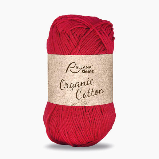 Organic Cotton von Rellana® Garne