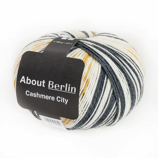 About Berlin Cashmere City von Lana Grossa