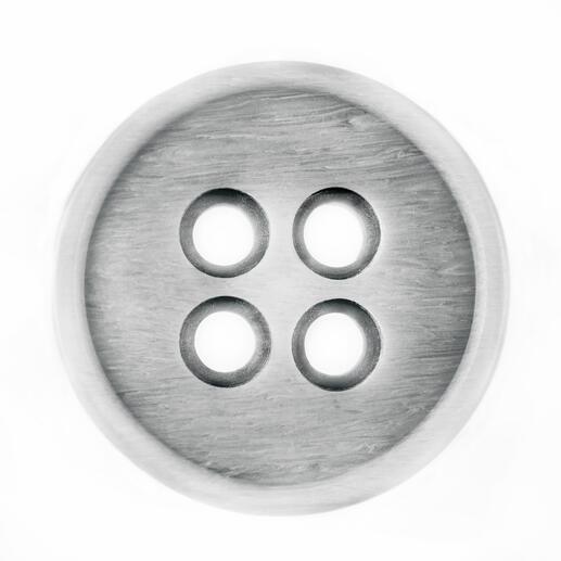 Knopf 4-Loch weiss, Ø 20 mm