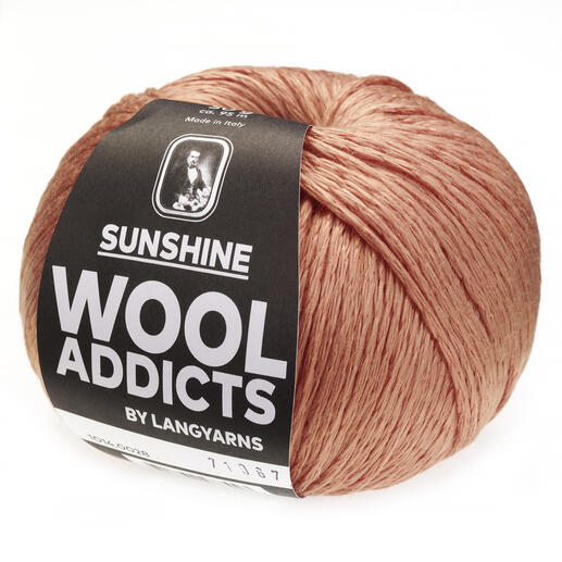 Sunshine von WOOLADDICTS by Lang Yarns