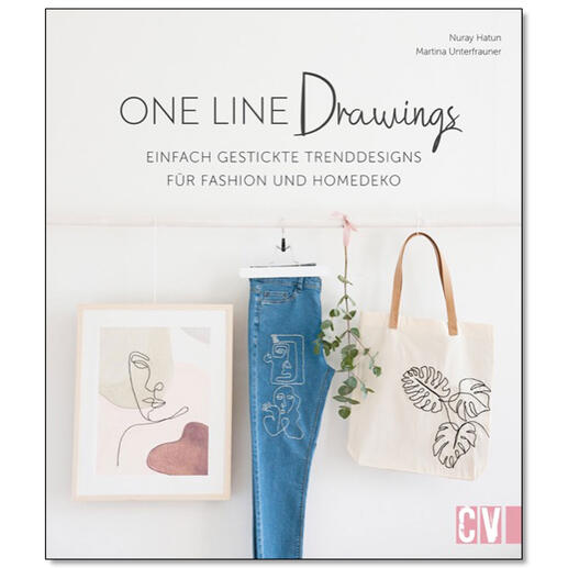 Buch - One Line Drawings